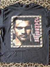 Juanes La Vida World tour 2008 tour shirt used L