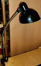 20er 30er Imperatore Christian Dell Bauhaus Design Lampada Scrivania da Lavoro