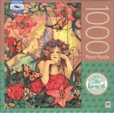 Linda Ravenscroft Jigsaw Puzzle Florabundance Missing 1 Piece