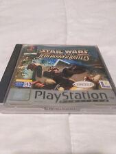 Star Wars Episodio 1 Jedi Power Battles Edicion Platinum Playstation PAL