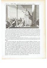 """1825 Vite Santi: San Tito Vescovo di Creta """"Saint Tite Eveque de Crete"""" (Greece)"""