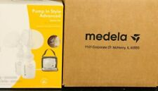 Brand New Medela Breast Pump In Style Advanced Double starter 2019