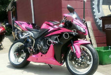 ABS Injection Bodywork Fairing Kit for HONDA CBR600RR 2007 2008 HDPWD6073 Pink