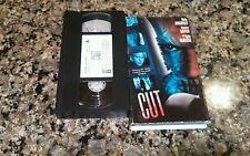 CUT RARE VHS TAPE! TRIMARK 2001 HORROR MOLLY RINGWALD!