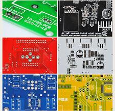 10 pcs 2-layer PCB Manufacture Prototype Etching Fabrication L≤10cm W≤10cm