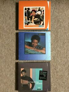 ELLA FITZGERALD X3 CD'S:SINGS THE IRVING BERLIN/COLE PORTER/ROGERS & HART SONG B