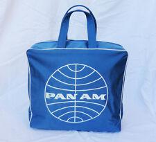 Bolso Bolsa RETRO  PAN AM american colección VINTAGE Original NUEVA   PANAM