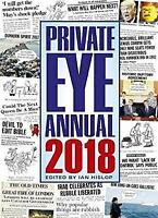 Private Eye Annual 2018 (Annuals 2018), Ian Hislop, Used; Good Book