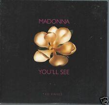 You'll See [US CD Single #1] [Single] by Madonna (CD, Nov-1995, Warner Bros.)