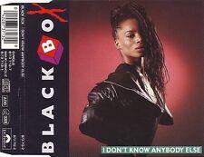 Black Box I don't know anybody else (Melody Mix/House Club, 1990) [Maxi-CD]