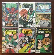 Green Lantern Lot (DC, 1990) Lot of 6 Comics