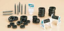 HO Pneus AVEC SOCLE & Gas cylindre - Auhagen 42590 - F1