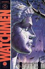 Watchmen #2 F/Vf, Alan Moore story, Dave Gibbons art, Dc Comics 1986