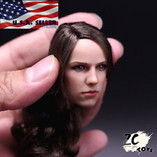 "1/6 Metal Gear Solid Quiet Sexy Female Sniper Head Sculpt For 12"" PHICEN ❶USA❶"