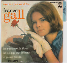 """France Gall """" N'ecoute pas les idoles """" Serge Gainsbourg - French Yeye Girl Hear"""