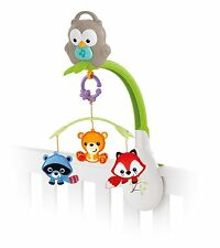 Toys Baby Toddler Music Crib Hang Owl Lullaby Stroller Doll Fox Bear Raccoon New