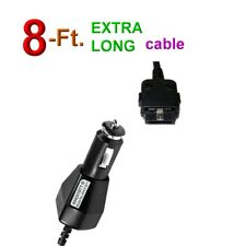 12Volt 8Ft Car charger adapter For Garmin Nuvi Zumo Aera Gps 500 510 550 560