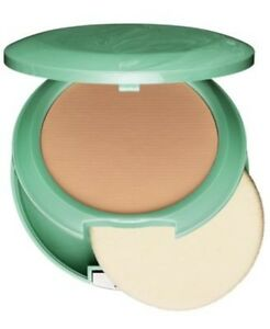 Clinique Perfectly Real .42 oz /12 gr Full Size All Color / Shade Compact Makeup