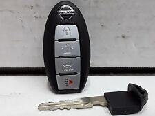 Nissan 4 button smart key remote control fob KR5S180144014