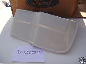 74 Ford Custom Galaxie LTD Rear Stone Deflector NOS RH