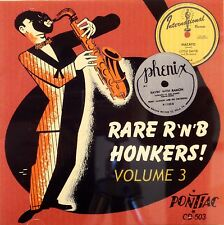 RARE R'n'B HONKERS! - Vol #3 - 24 VA Instrumentals