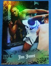 Jon Bones Jones 2010 Topps Main Event UFC Card #16 159 145 140 135 128 126 100