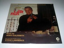 SEALED Soundtrack THE LAST RUN George C. Scott Cover MGM