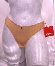 ESPRIT*slip femme string  f38/uk10/D36/I-S/US- XS NEUF zz 13€ Sacrifié