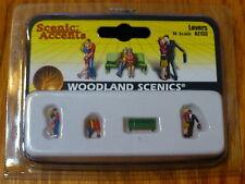 Woodland Scenics N #2133 Lovers
