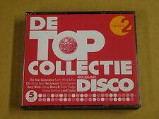 5-CD BOX RADIO 2 / DE TOPCOLLECTIE - 40 JAAR DISCO