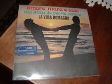 """LA VERA ROMAGNA """" AMORE,MARE E SOLE - DON DIEGO DE PUERTO CORSINI -   ITALY'75"""