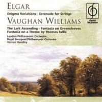Vernon Handley - Elgar And Vaughan Williams (NEW CD)