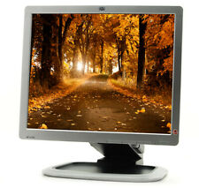HP L1750 17-inch LCD Flat Panel Monitor - Carbonite/Silver