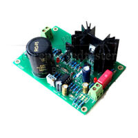 Dual Op Amp TL072 STUDER900 amplifier Regulated power supply board Finished