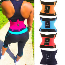 Xtreme Power Waist Trainer Belt Thermo Body Shaper Burn Sweat Slimming Fitness