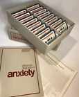 Differential Diagnosis of Anxiety Harvard Medical Psychiatry 16 Cassettes & Book