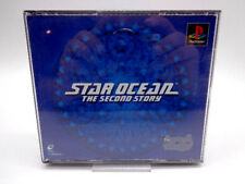 PlayStation 1 juego-Star Ocean: the Second Story (con embalaje original) (NTSC-J import)