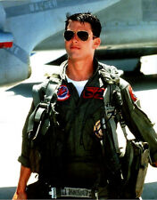 TOM CRUISE Signed Autographed 11x14 TOP GUN MAVERICK Photo
