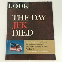 Look Magazine February 7 1967 The Day John F. Kennedy Died Feature, Newsstand