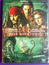 Pirates of the Caribbean: Dead Mans Ches DVD