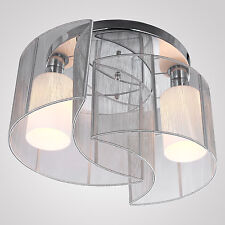 Mini Plafonnier moderne Lustre Lampe suspension Lampe de salon Montage du flux