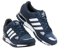 adidas Originals Mens ZX 750 Trainers Navy/Blue/White/Black/