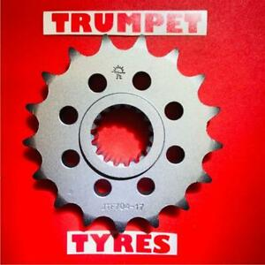 APRILIA MILLE RSV R SL 1000 98 - 03 FRONT SPROCKET 17 TOOTH 525 PITCH JTF704.17