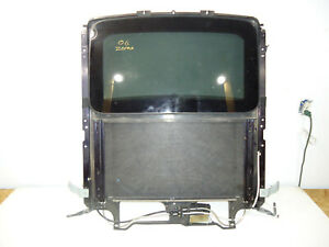 2006 LINCOLN ZEPHYR COMPLETE SUNROOF ASSEMBLY