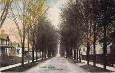 Forest Ontario Canada Prince Street Antique Postcard J50291