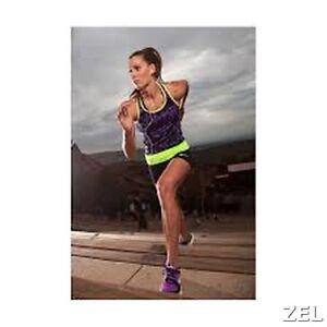 Elastic Running Belt Waist Pouch With Zipper running / exercise / fitness