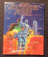 1977 Marvel Comics Index #4 Fantastic Four VG Jim Steranko Cover