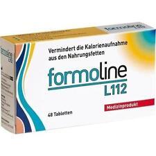 FORMOLINE L 112 Abnehmen Diät Tabletten 48St. 1878414