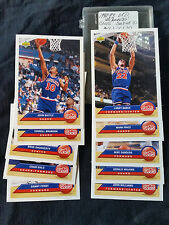 COMPLETE 1992-93 UPPER DECK McDONALD'S CAVS TEAM COMPLETE  SET -10  CARDS