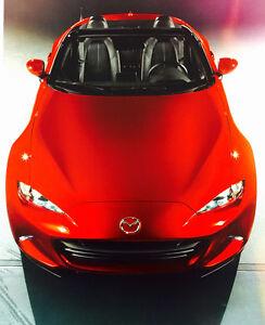 2016 2017 2018 2019 Mazda MX-5 Miata All weather Custom car cover new oem !